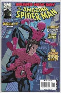 Amazing Spider-Man (vol. 2, 1998) #562 VF (Brand New Day) Slott/McKone