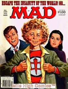 MAD (MAGAZINE) #232 Fine