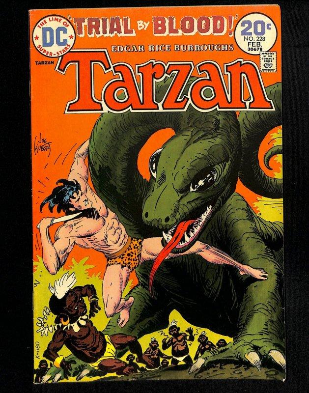 Tarzan (1972) #228