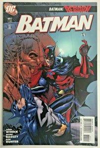 BATMAN#691 FN 2009 DC COMICS