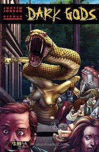 Dark Gods #4B VF/NM; Avatar   save on shipping - details inside