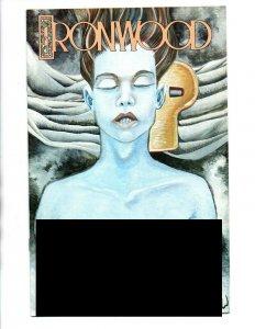 Ironwood #11 - Willingham - Eros Comix - (-VF)