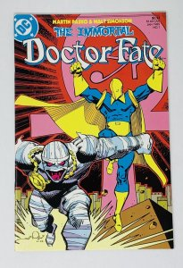 THE IMMORTAL DR. FATE #1 (1985)