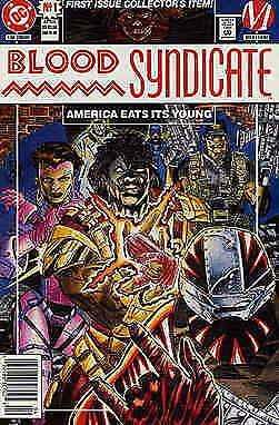 Blood Syndicate #1 VF/NM; DC/Milestone | save on shipping - details inside