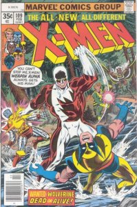 Uncanny X-Men #109 (ungraded) stock photo / SCM