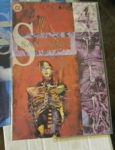 SANDMAN #  44  1992 DC COMICS NEIL GAIMAN   BREIF LIVES PT 4+ THE ENDLESS