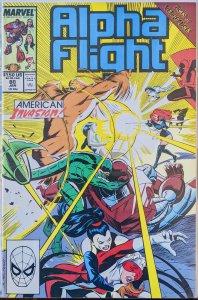Alpha Flight #80 (1990)
