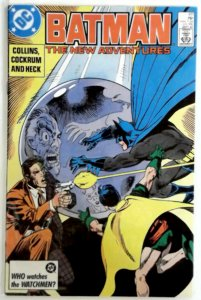 Batman #411 NM Near Mint  1987  Two-Face Dick Giordano New Origin Jason Todd