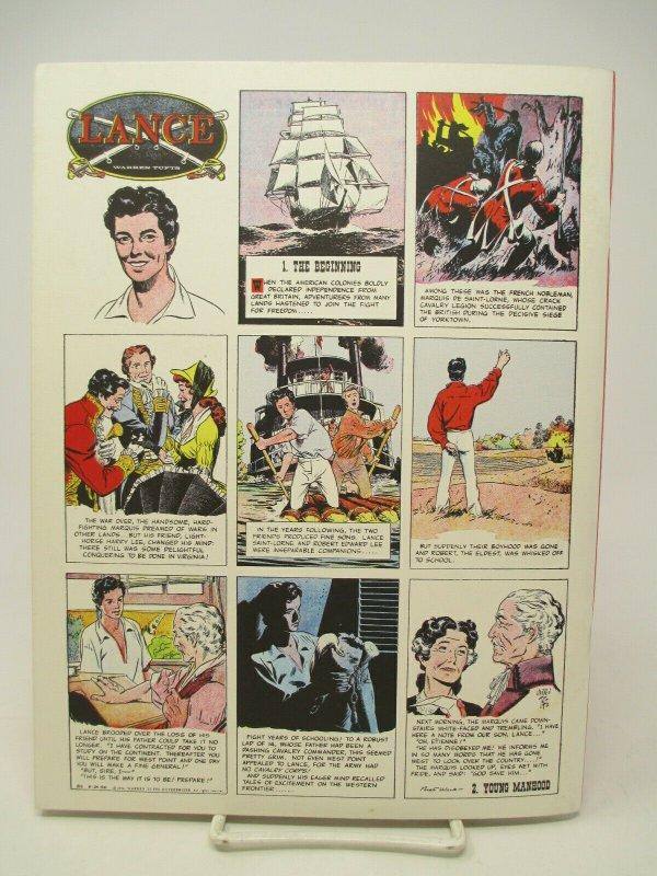 Big Fun No. 1 & 2 - American Comic Archive - Captain Easy & Scorchy Smith