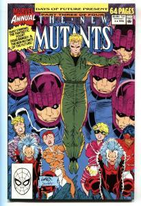 New Mutants Annual #6 1st X-Force comic book 1990