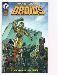 Star Wars Droids #3 Dark Horse Comic Books Hi-Res Scans Awesome Issue WOW!!!! S5