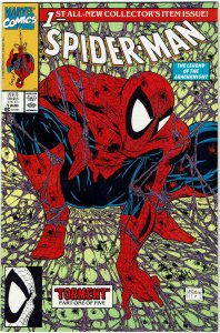 Spider-Man #1 (1990 v1) Todd McFarlane NM