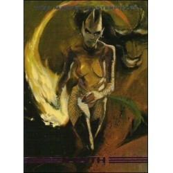 1993 Marvel Masterpieces LILITH #80