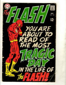 Flash # 184 VG DC Silver Age Comic Book Superman Batman Green Lantern Arrow GK1
