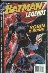 Batman Legends volumen 2 numero 02