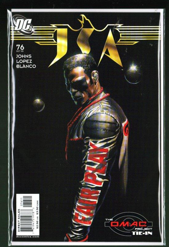 JSA #76 (2005)
