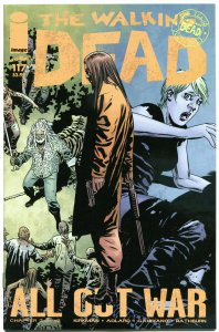 WALKING DEAD #117, NM, Zombies, Horror, Fear, Kirkman, 2003, more TWD in store