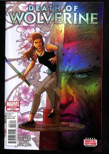 Death of Wolverine #3 (2014)