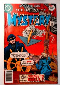 House of Mystery #250 DC 1977 VF- Bronze Age Comic Book 1st Print