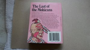 JAMES FENIMORE COOPER THE LAST OF THE MOHICANS ILLUSTRATED. BIG LITTLE BOOK