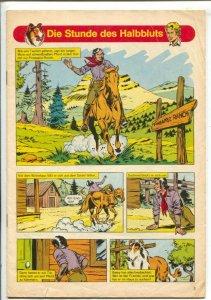 Silberpfeil #436 1979-Bastei-western stories with a Collie-German edition-Ind...