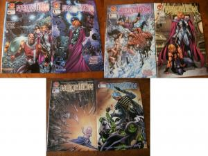 6 Crossgen NEGATION Comic Book: 2001 Prequel #1 #5 #6 #10 #11