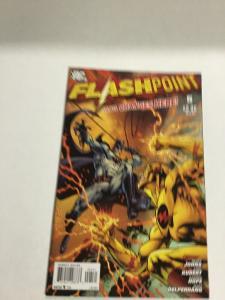 Flashpoint 5 Variant Nm Near Mint DC Domics