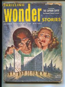 Thrilling Wonder Stories-Pulp-12/1952-Roger Dee-Edmond Hamilton