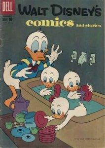 Walt Disney's Comics and Stories #231, Fine+ (Stock photo)