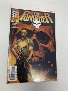 Punisher 1-12 (2000, 5th Series) Marvel Knights Comic Book Lot Missing Issue #10