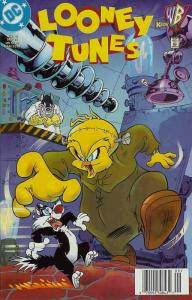 Looney Tunes (DC) #44 FN; DC | save on shipping - details inside