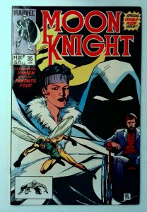 Moon Knight #35 Marvel 1984 VF+ Copper Age 1st Printing Comic Book