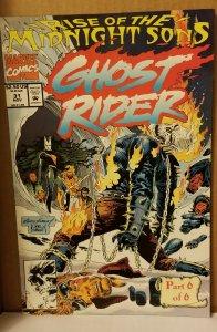 Ghost Rider #31 (1992)
