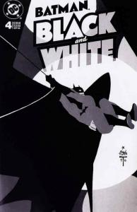 Batman Black and White #4 VF; DC | save on shipping - details inside