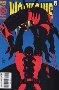 Wolverine #88 Deluxe VF/NM; Marvel | save on shipping - details inside