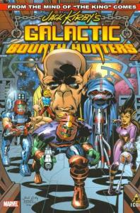 Jack Kirby's Galactic Bounty Hunters #1, NM (Stock photo)