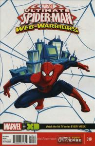 Marvel Universe Ultimate Spider-Man: Web Warriors #10 VF/NM; Marvel | save on sh