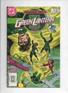 GREEN LANTERN #221, VF/NM,  Millennium, Corps, DC, 1960 1988 more in store