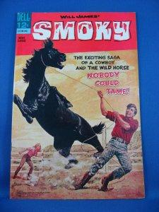 SMOKY VF Photo Cover 1966 Horse