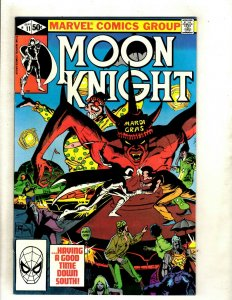 Lot Of 10 Moon Knight Marvel Comic Books # 11 12 13 14 15 16 17 18 19 20 HJ9