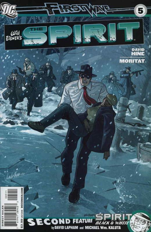 Spirit, The (10th Series) #5 VF/NM DC - save on shipping - details inside
