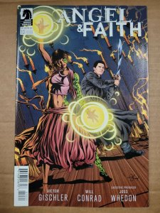 Angel & Faith Season 10 #10 FN 2015 Dark Horse Comic