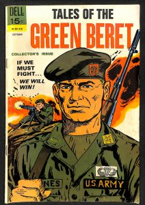 Tales of the Green Beret #5 (1969)