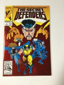 Secret Defenders 1 Nm Near Mint Marvel Dr Strange