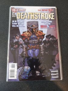 Deathstroke #4 (2012)