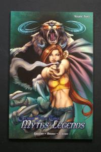 Grimm Fairy Tales Myths & Legends Vol Three Collection