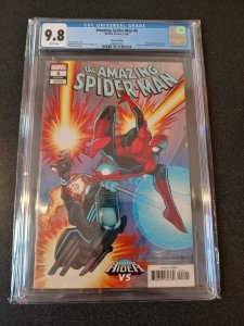 AMAZING SPIDER-MAN #6 CGC 9.8 COSMIC GHOST RIDER COVER