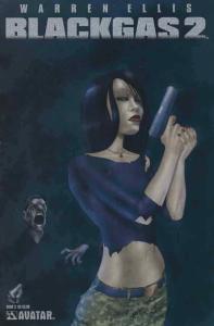 Blackgas 2 (Warren Ellis'…) #3A VF/NM; Avatar | save on shipping - details insid