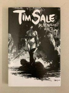 Tim Sale Black and White 2004 Hardcover Richard Starkings John Roshell