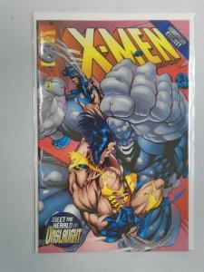 X-Men #50 Newsstand edition 8.0 VF (1996 1st Series)